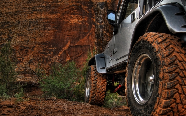 Jeep-Offroad
