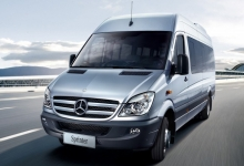 Mercedes-Benz Sprinter - de la 50 € /zi
