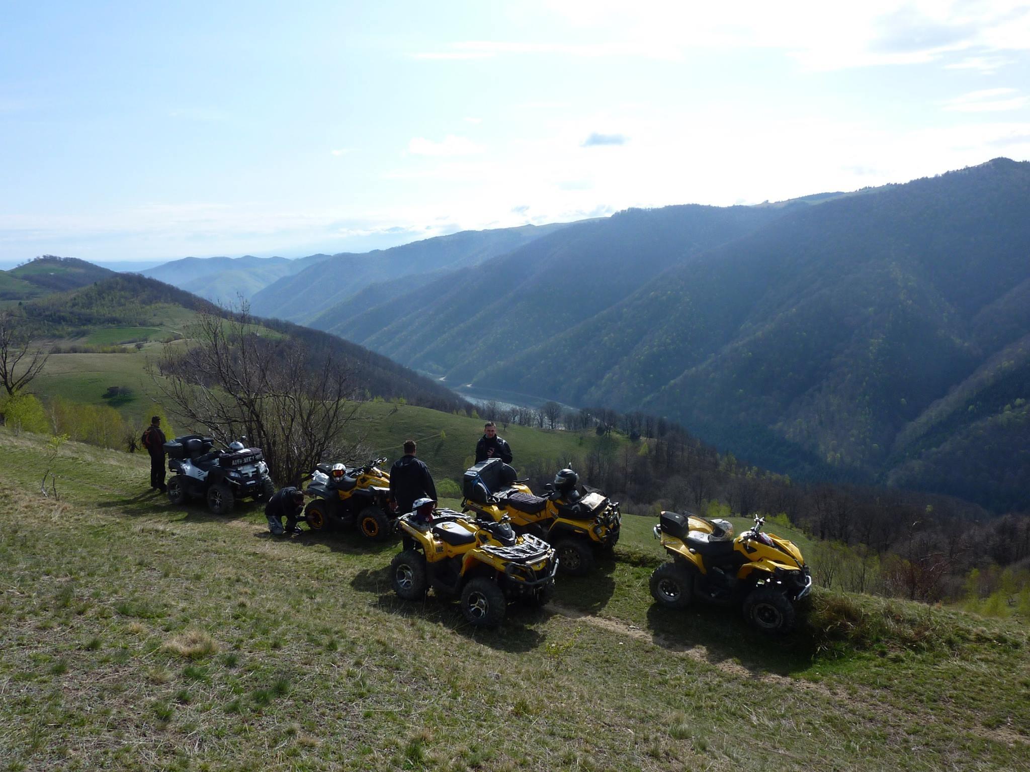 Inchirieri ATV Sibiu