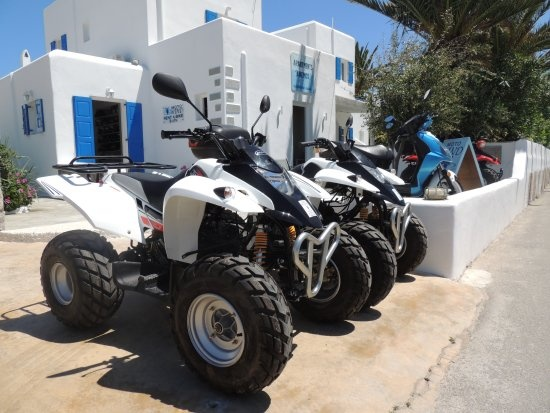 Inchirieri ATV